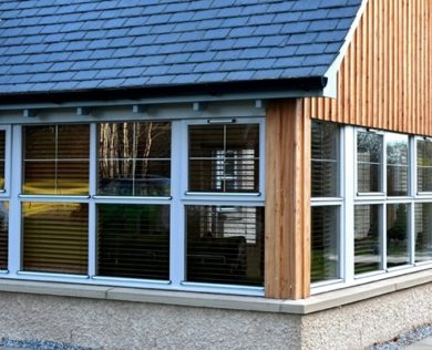 Home extension in Elgin