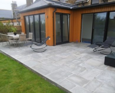 Extension in Morayshire