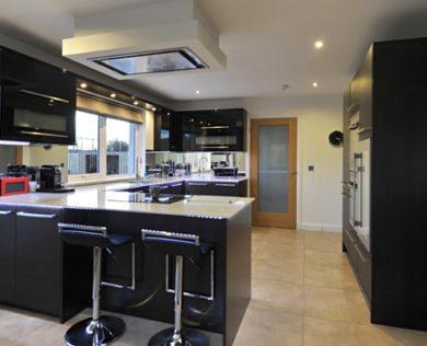 Kitchen installation in Elgin