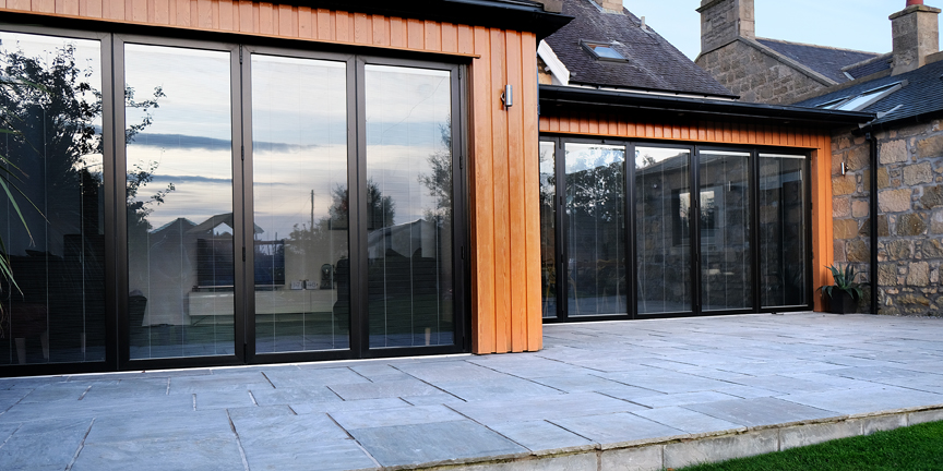Home Extension In Buckie 1 Russell Construction Moray Ltd