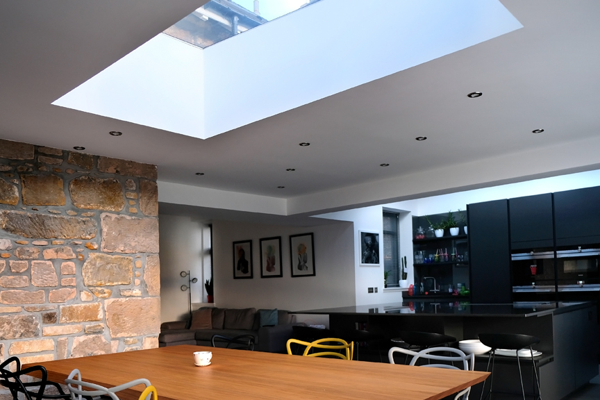 Home Extension In Buckie 3 Russell Construction Moray Ltd