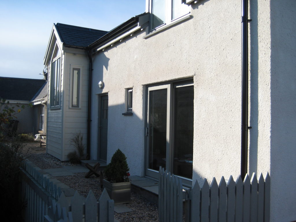 New Build Findhorn 9 Russell Construction Moray Ltd